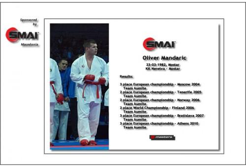 Оливер Мандариќ