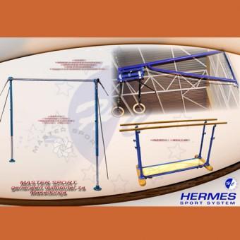 Hermes опрема за гимнастика карики,разбој и вратило