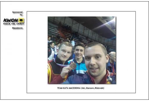 Национален карате тим Македонија