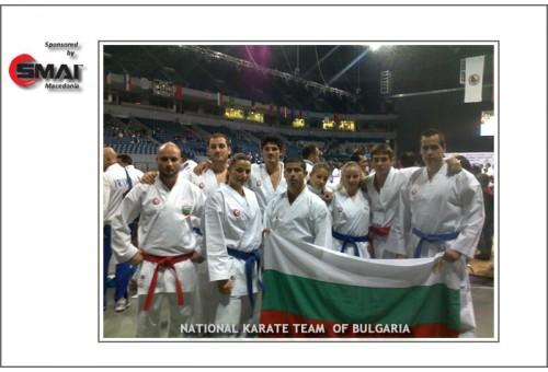 Национален тим на Р.Бугарија