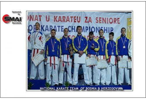 Босна и Херцеговина - Бронзен медал