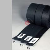 KWON Појас за боречки вештини Masters 5 cm Црн