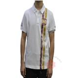 Поло маица Cita' Roma Бела