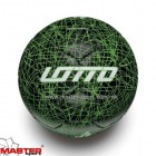 Фудбалска топка  LZG 5  Зелено/црна