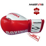 MASTERS BOXING  ракавици  црвени