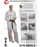 SMAI Униформа за карате Fight Pro WKF