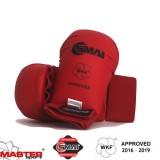 SMAI WКF Карате ракавици црвени